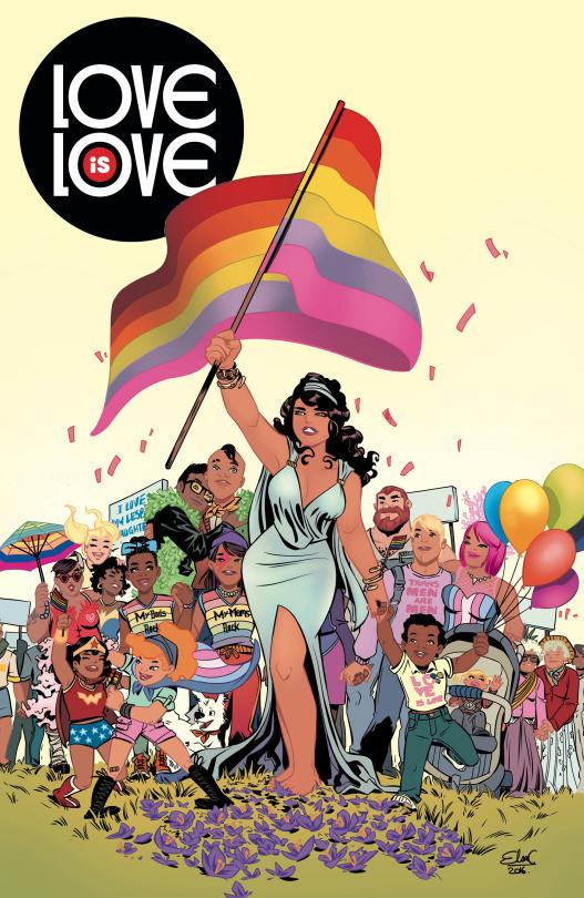 2017'den İz Bırakan Çizgi Romanlar 13 – Love is Love