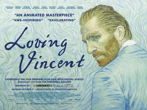 Tablo Gibi Bir Film: Loving Vincent 1 – LovingVincent Quad Art GBMH R15 V 12
