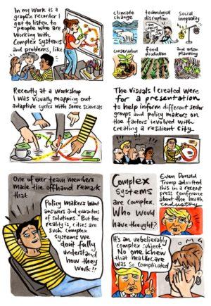2017'den İz Bırakan Çizgi Romanlar 10 – Making Sense of Complexity Sarah Catherine Firth