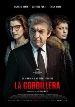 La Cordillera / The Summit / Zirve (2017) 1 – The Summit poster