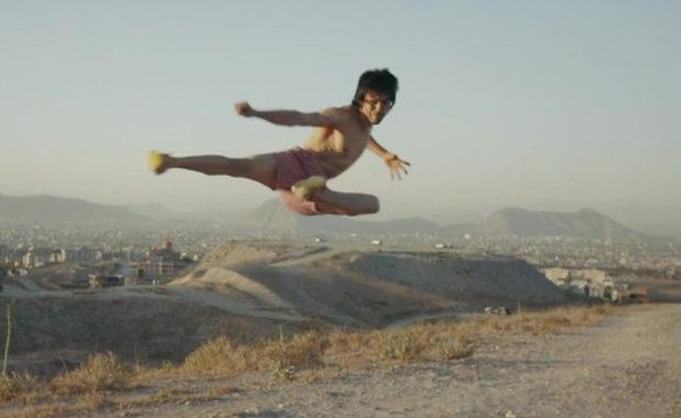Afganistan'da Bruce Lee Olmak: Dragon of Afghanistan (2017) 1 – dragon