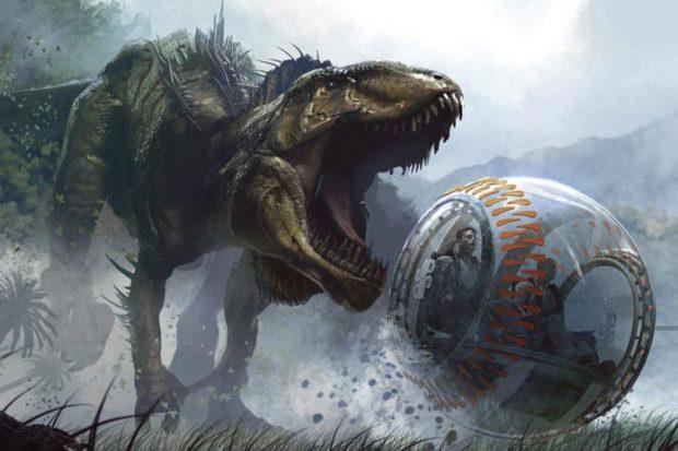 Jurassic World 2: T-Rex Gelecek Dertler Bitecek mi? 1 – new details on jurassic world 2 shoot