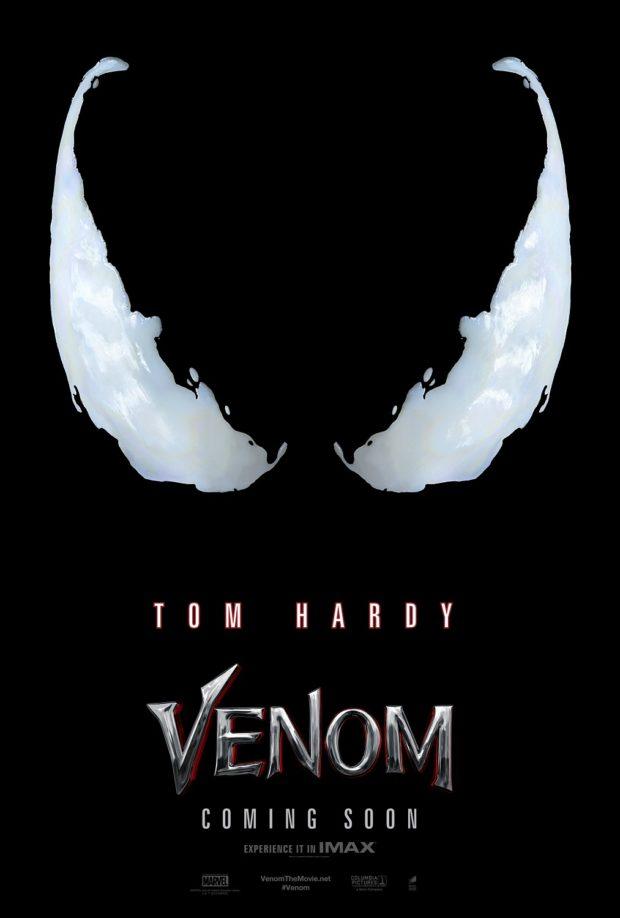 Venom: Zehirli Öfke Teaser Fragman 1 – Venom Zehirli Öfke poster