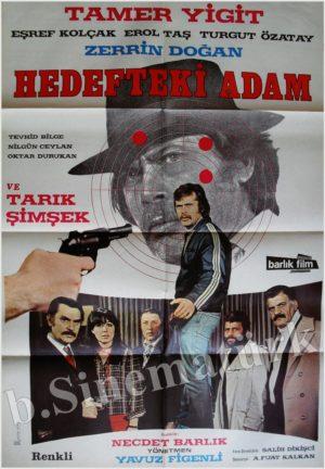 Tipik Bir Yavuz Figenli Avantürü: Hedefteki Adam (1978) 1 – hedeftekiiadam