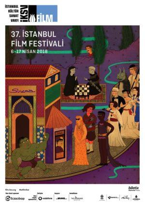 37. İstanbul Film Festivali Biletleri Satışta! 1 – iff Afişler Sokaklarda