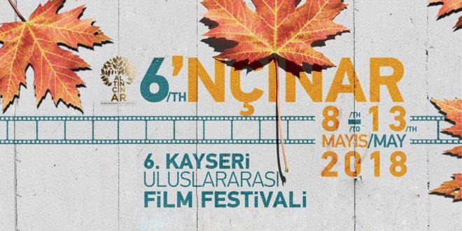 6. Kayseri Uluslararası Film Festivali 1 – 6 Kayseri Uluslararası Film Festivali
