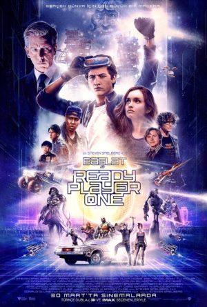 Büyük Macera Başlıyor: Ready Player One 1 – Ready Player One poster