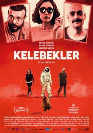 Kelebekler'e Bir Ödül de Bükreş'ten 1 – aile komedisi Kelebekler afiş