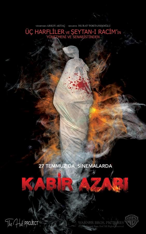 Yerli Korku Kabir Azabı'ndan Teaser Fragman 1 – Kabir Azabı 1