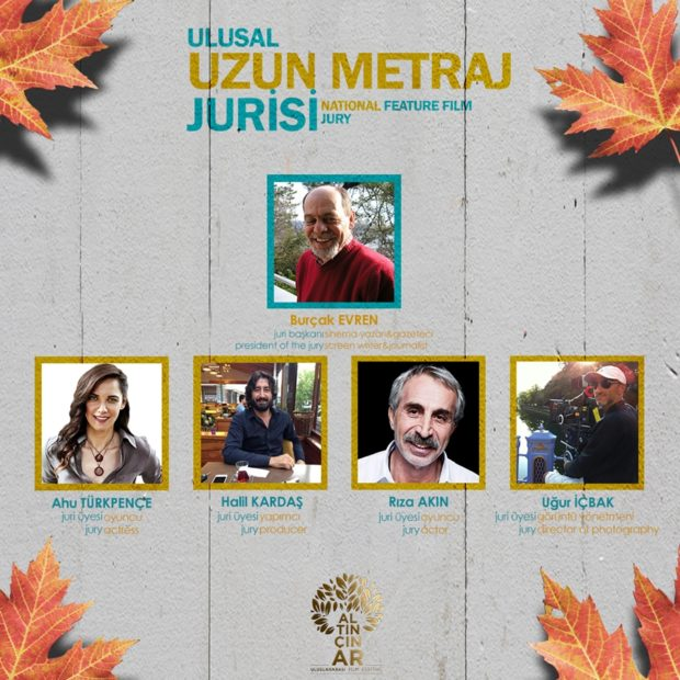 Kayseri Film Festivali'nde Jüriler Belli Oldu! 1 – Kayseri Film Festivali Jüriler Uzun