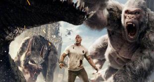 Büyük Beyaz Goril Saldırıyor: Rampage (2018) 5 – Rampage 1 999x562