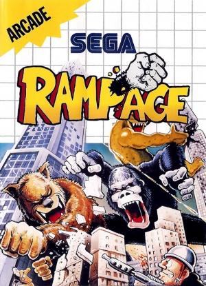 Büyük Beyaz Goril Saldırıyor: Rampage (2018) 2 – rampms0f