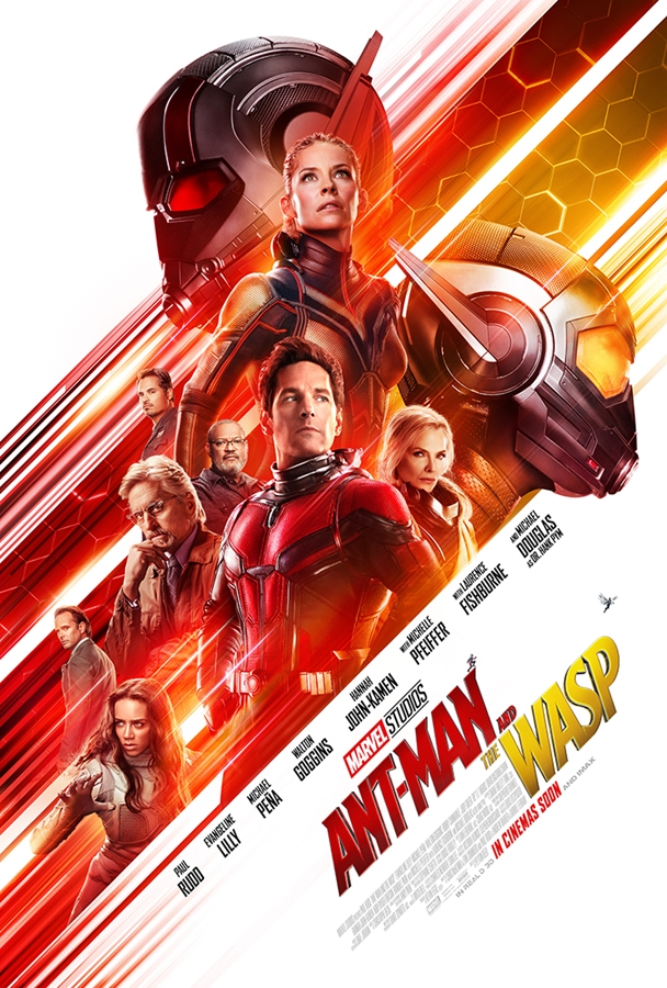 Ant-Man and the Wasp Resmi Fragman 2 1 – Ant Man and the Wasp poster