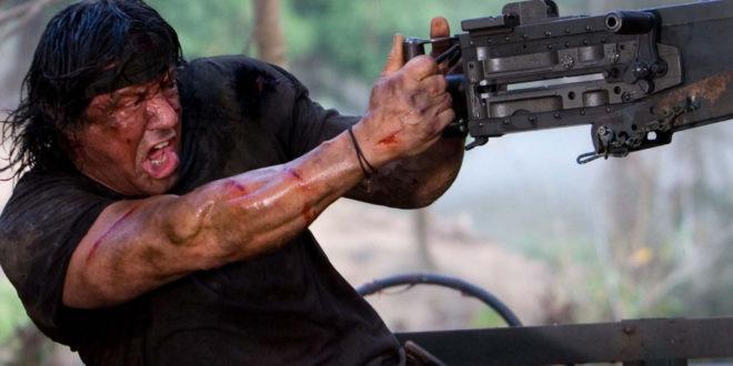 Rambo Geri Dönüyor! 1 – Rambo 4