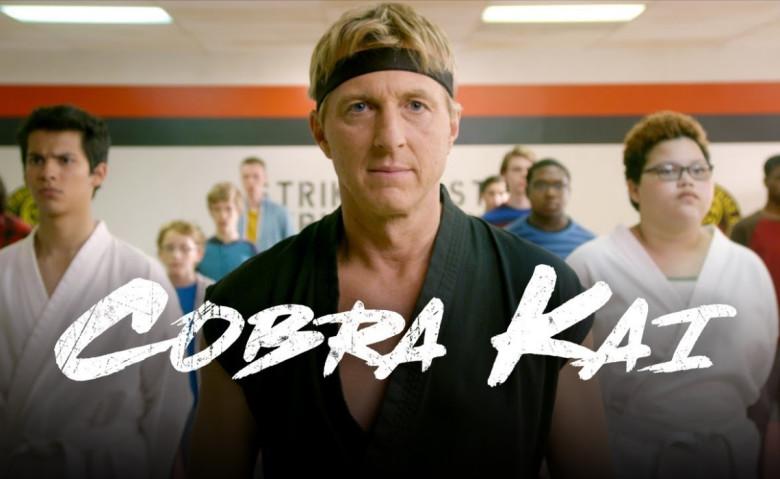 Johnny Lawrence Hakkını Almaya Geliyor: Cobra Kai 1 – cobra kai william zabka