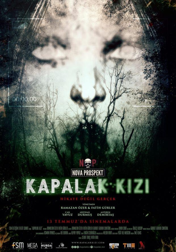 Kapalak Kızı 13 Temmuz'da Sinemalarda! 1 – Kapalak Kızı poster