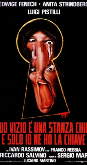 Your Vice Is a Locked Room and Only I Have the Key (1972) 1 – Your Vice Is a Locked Room and Only I Have the Key poster