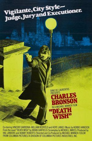 Timsahın Sol Gözü: Serdar Gökhan Charles Bronson'a Karşı 1 – Death Wish 1974