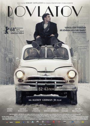 Dovlatov 10 Ağustos'ta Başka Sinema'da 1 – Dovlatov poster