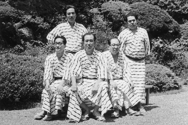 Gidenlerin Ardından: Senarist Shinobu Hashimoto 4 – Shinobu Hashimoto 04