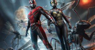 Ant-Man ve Wasp: Karıncadan Süper Kahraman Olur mu? 18 – ant man and the wasp promotional poster fx
