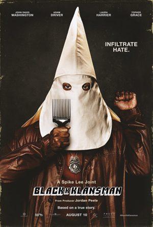 Adana Film Festivali'ne Oscar'ın Favori İsmi ile Açılış 1 – BlacKkKlansman poster