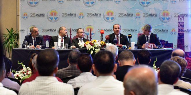25. Adana Film Festivali İçin Hazırlıklar Tamam 1 – Adana Basın Toplantısı 1