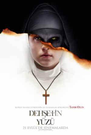 Korku Seansı Evreninin En Karanlık Bölümü: The Nun 1 – Dehşetin Yüzü The Nun 10