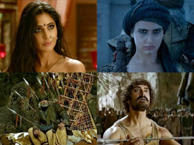 Aamir Khan'ın Yeni Filmi Hindistan Eşkıyaları Fragman 1 – Hindistan Eşkıyaları Thugs of Hindostan