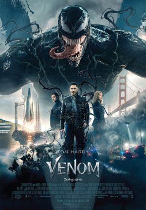 Yeterince Süper Kahraman Gördük! Venom: Zehirli Öfke 1 – Venom poster
