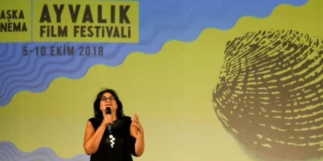 Başka Sinema Ayvalık Film Festivali Başladı 1 – Başka Sinema Ayvalık Film Festivali açılış 3