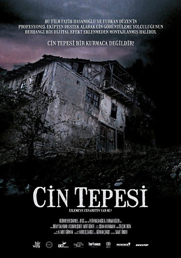 Yerli Korku Filmi Cin Tepesi'nden Fragman 2 – Cin Tepesi poster