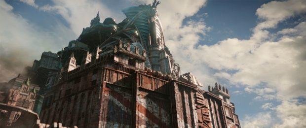 Mortal Engines / Ölümcül Makineler Yeni Fragman 3 – Mortal Engines Ölümcül Makineler 1