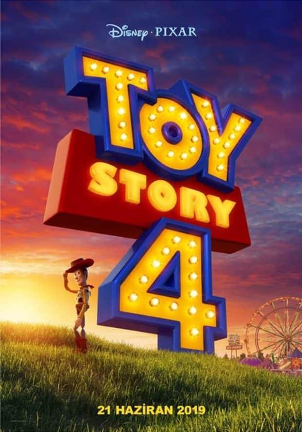 Toy Story 4'ten Teaser Fragman Yayınlandı 1 – Toy Story 4 teaser poster