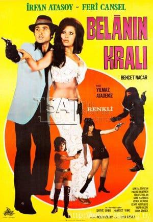Çukurovalı Zorro: Belanın Kralı (1971) 1 – belaninkraliafiş