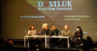 Kısa Filmden Uzun Dostluklara Paneli Gerçekleşti 7 – Kısa Filmden Uzun Dostluklara Paneli 3