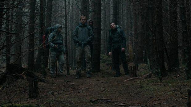 Netflix Türkiye'deki En İyi Korku Filmleri 19 – The Ritual 2017