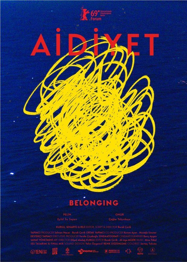 Aidiyet'ten İlk Görüntüler Yayınlandı 1 – Aidiyet poster