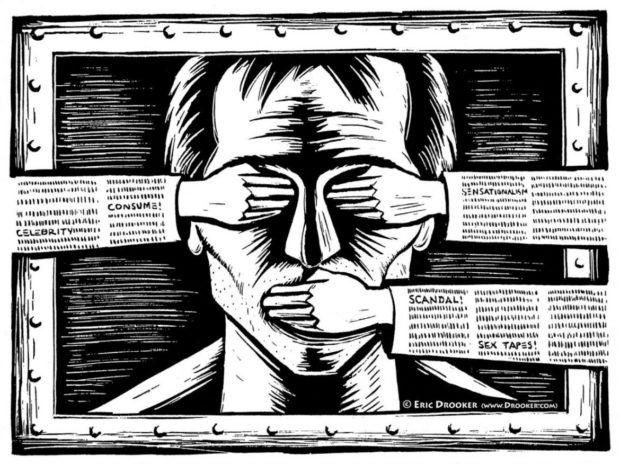 Sinemaya Devlet Kösteği 5 – Eric Drooker Censorship