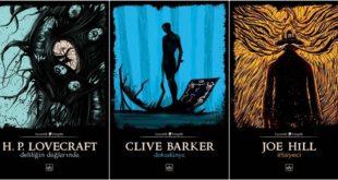 İthaki Yayınları Karanlık Kitaplık Serisi 18 – Karanlık Kitaplık banner
