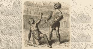 Uygarlığın Kendini İmha Provaları: Yarışmalar 8 – gladyatör