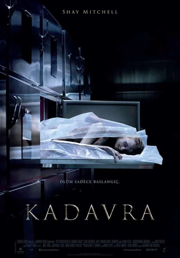 Ölüm Yalnızca Bir Başlangıçtır: Kadavra 1 – Kadavra The Possesion of Hannah Grace poster