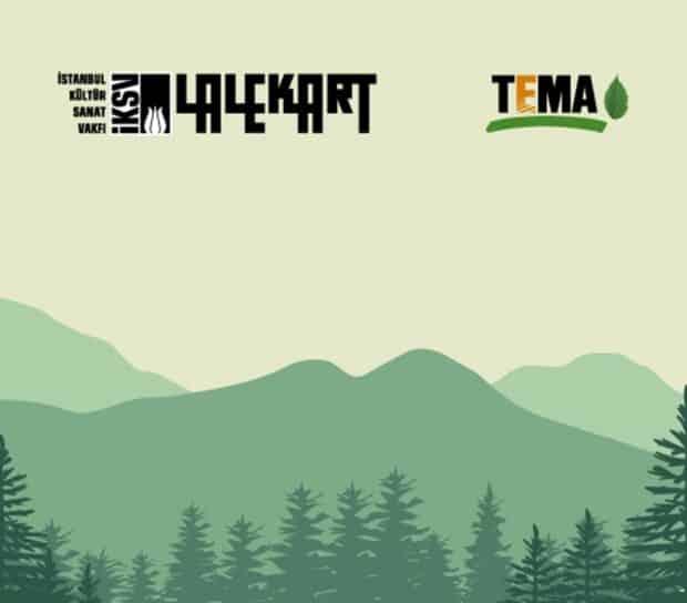 İKSV Festival Kitapçıklarını Ormana Dönüştürüyor 1 – Lale Kart TEMA