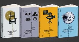 İthaki Sinema Dizisinin 4. Kitabı Raflarda 11 – thaki Yayınları Sinema Dizisi