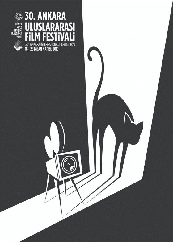 Ankara'da Bu Yıl On Bir Film Yarışacak 1 – 30 Ankara Film Festivali afiş