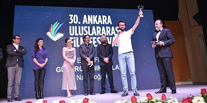 30. Ankara Film Festivali Ödülleri Sahiplerini Buldu 1 – 30 Ankara Film Festivali Ödül Töreni 1