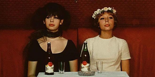 İstanbul Modern Sinema'da İp Dokunur! 1 – Daisies 1966 Papatyalar