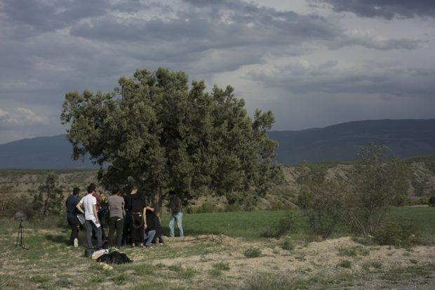 Serkan Fakılı: 'Kadrajın dışına çıkıp baktığımızda hayata temas ediyoruz' 6 – Serkan Fakılı Kaset 1