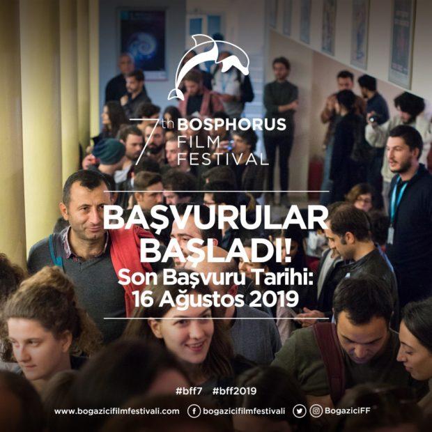 7. Boğaziçi Film Festivali'ne Başvurular Başladı 1 – 7 Boğaziçi Film Festivali başvuru