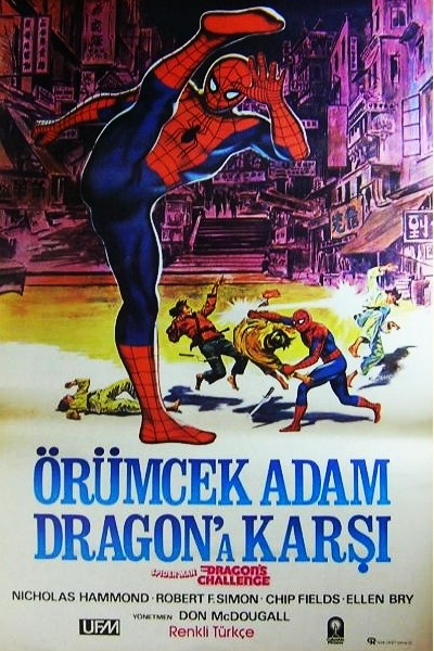 Örümcek Avrupa Tatilinde: Spider-Man: Far from Home (2019) 1 – 0077328